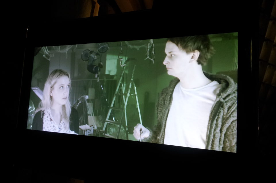 Kurzfilmdreh: Der Sukkubus
